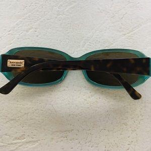 Kate Spade Blue/Tortoise Sunglasses